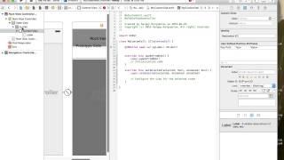 Swift UITableViewController + custom UITableViewCell