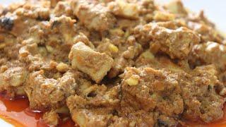 chicken bharta recipe/ Dhaba style chicken bharta recipe in hindi / easy chicken recipe