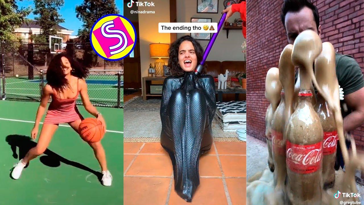 NEW Funny TIK TOK Videos Compilation - Best of TikTok November 2019 Comedy&Satisfying
