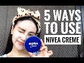 Skin Whitening - Tips on How to Use Nivea Creme the Right Way!