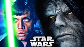 Luke Skywalker's Thoughts While Palpatine Was Killing Him | Return of the Jedi - Star Wars Explained