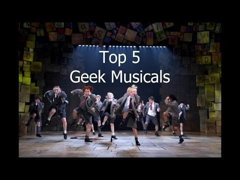 Top 5 Geek Musicals: Know the Score