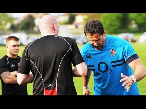 Andy Farrell's three top tips for a grassroots defence