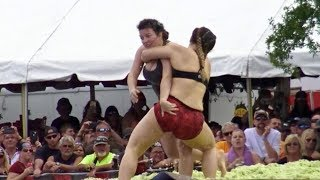 Cole Slaw Wrestling For $1000 | Daytona Bike Week