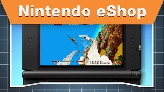 Nintendo eShop - 3D After Burner II
