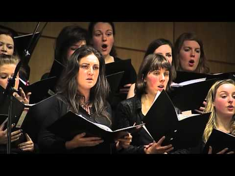 Choirs for Christmas - Once in Royal David's City performed by Trinity Singers