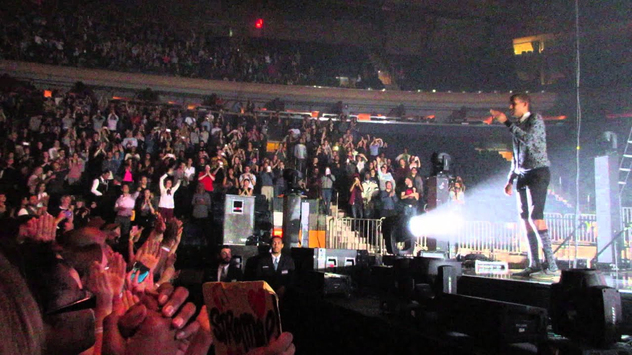Stromae The Long Goodbye At Madison Square Garden New York Youtube