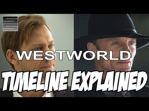 Westworld Timeline and Man In Black Theory Explained | SmokeScreen