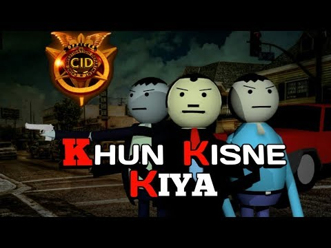 MAKE JOKE OF- CID|| KHUN KISNE KIYA