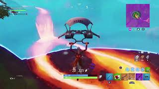 Fortnite Battle Royale - Episode 17  Air Royale & Volcano Camping