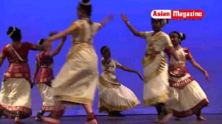 Natyanjali 2015 Indian Classical Dance Ballets    Part 1 of 3