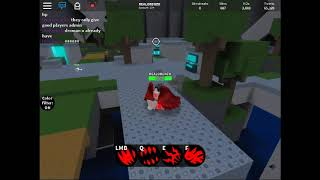 Roblox |:| Critical Strike: The Ego Master.