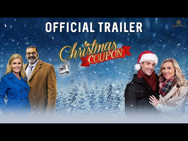 Christmas Coupon Trailer