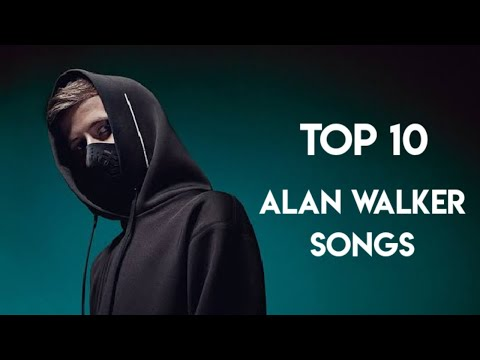 Top 10 Alan Walker Songs l Venomous Music