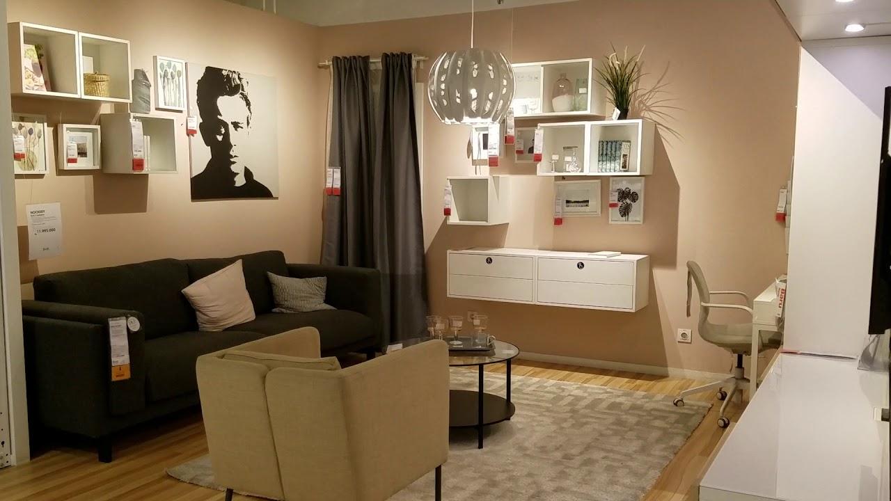 Konsep Rumah Ikea R Tidur Ruang Tamu Tv Sofa