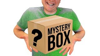 Unboxing MYSTERY BOX! What Could Be INSIDE!?