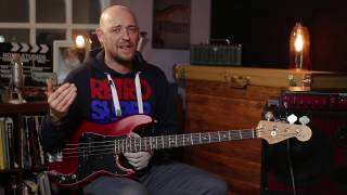"""What is Hip"" - Tower of Power - Bass Line Analysis /// Scott's Bass Lessons"