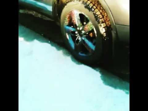 Литые диски на Hyundai Tucson 2015 - YouTube