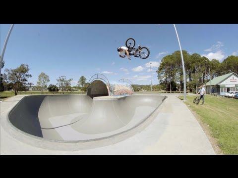 Mutiny Bikes: Dylan Lewis Death Grip Promo | BMX
