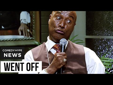 Times Paul Mooney Kept It Too Real - CH News