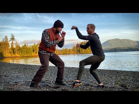 REAL KUNG FU | 3 Street Fight Moves | Tiger Kung Fu