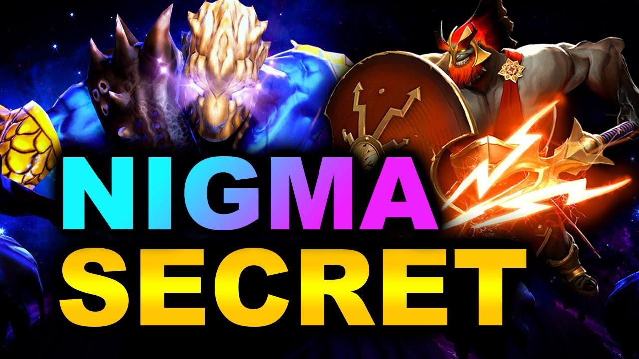 NIGMA vs SECRET - SUPER HYPE - ESL One Birmingham 2020 DOTA 2 ...
