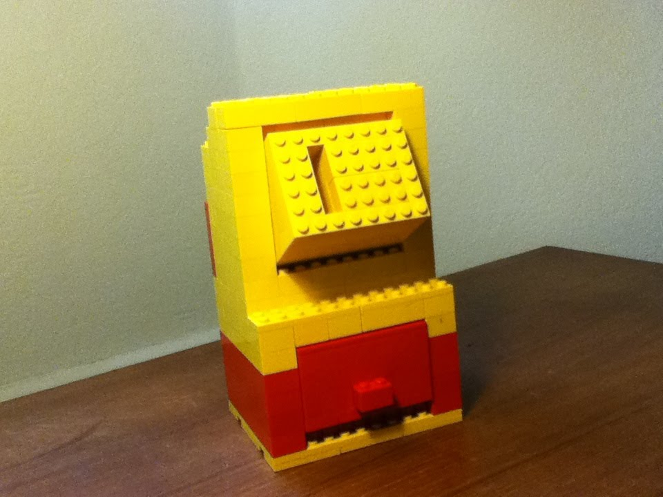 lego tutorial money bank youtube