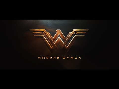 Wonder Woman with classic TV theme