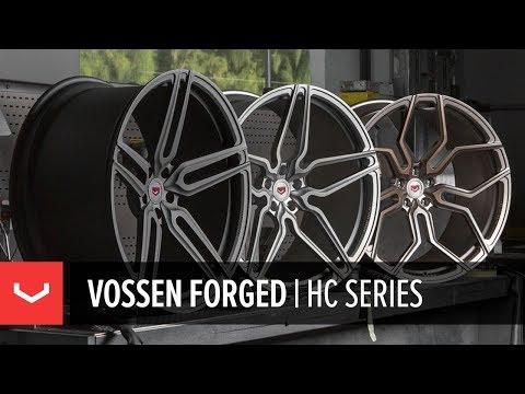 Vossen Forged | HC Series Wheels