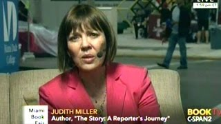 Judith Miller Attempts To Justify Being An Accomplice To The MURDER Of A MILLION Innocent Iraqis
