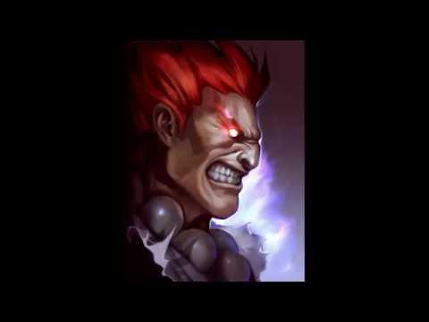 Akuma Tribute [i Am The Anger]