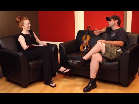 Suas E! Episode 13 featuring Ashley MacIsaac