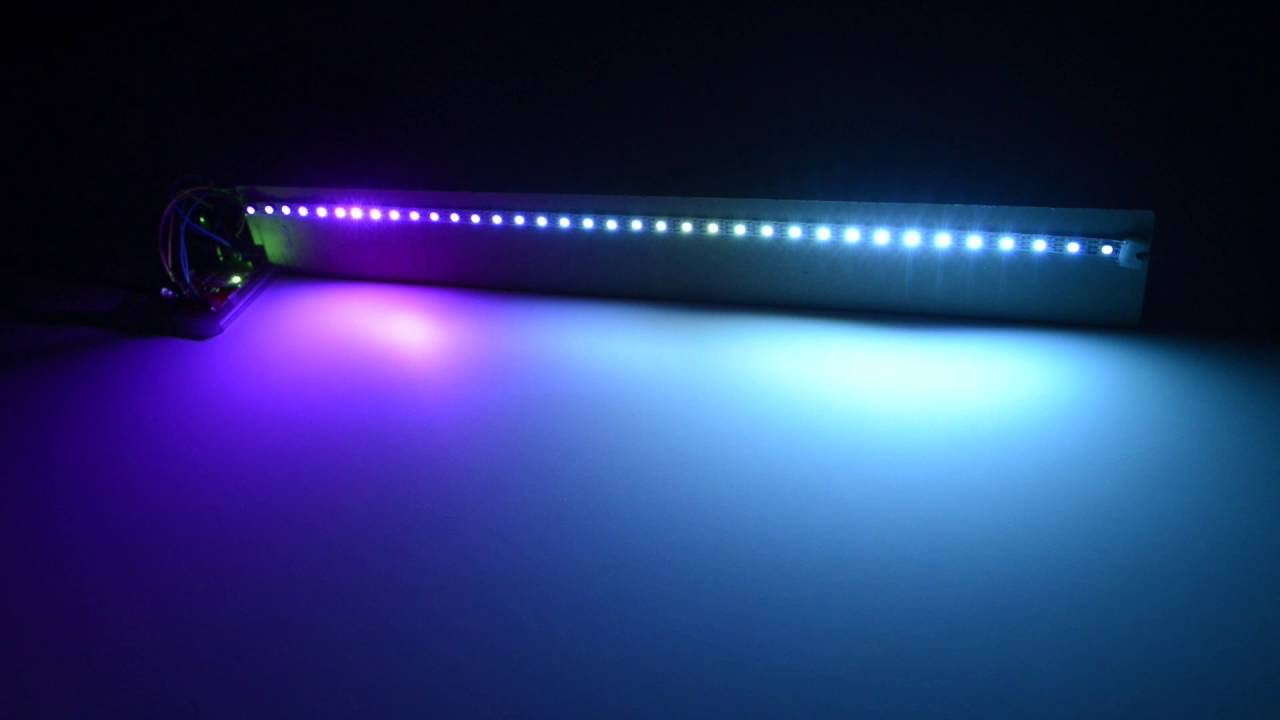 Interactive LED Music Visualizer - learn sparkfun com