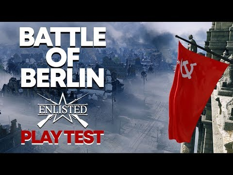 Battle of Berlin / Enlisted
