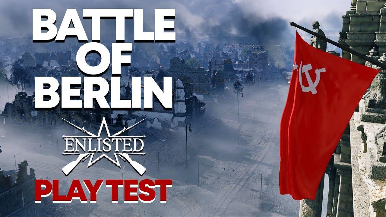 Battle of Berlin / Enlisted