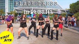 [Public Dance Challenge] CLC (씨엘씨) - BLACK DRESS at KCON LA