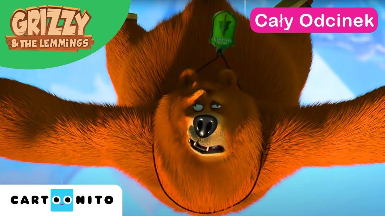 Download Grizzy i lemingi | Niedźwiedź w stanie nieważkości (cały odcinek) | Boomerang