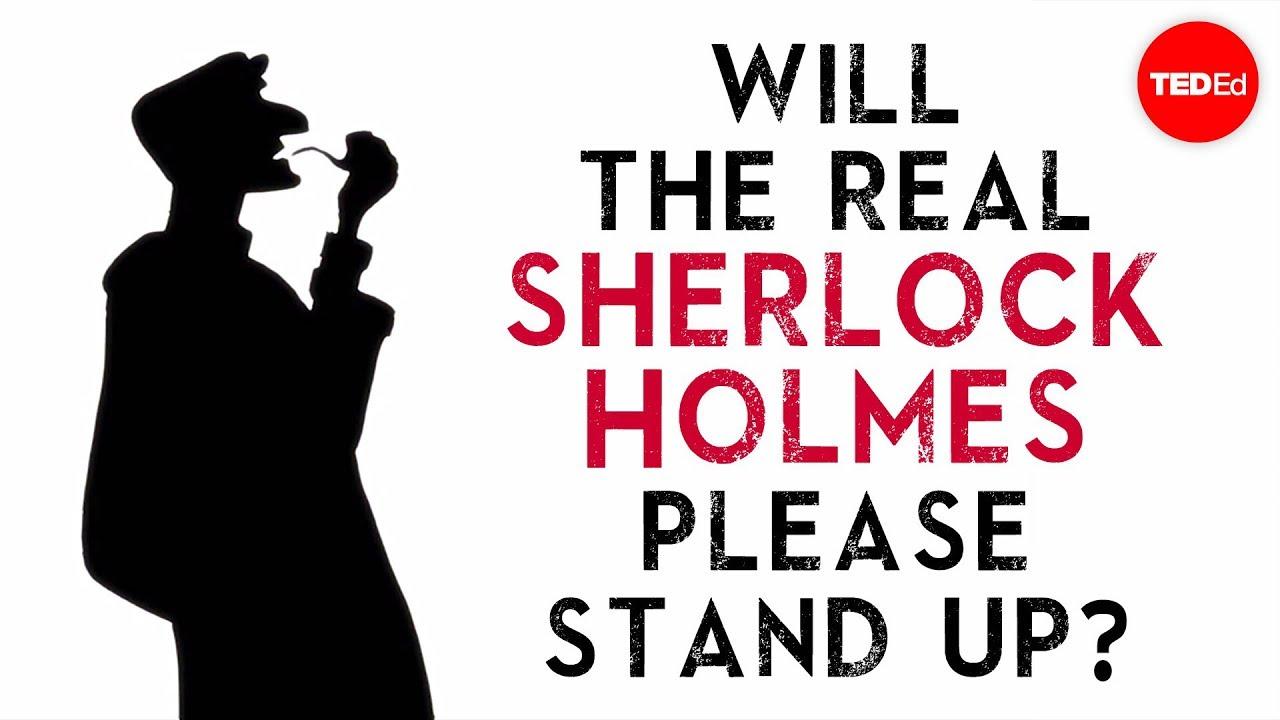 """Résultat de recherche d'images pour """"Who IS Sherlock Holmes - Neil McCaw"""""""