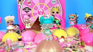 Скачать Куклы Лол Мультик Моя коллекция Лол 3 серия Волшебный лак для ногтей от Лол Панки Lol Surprise
