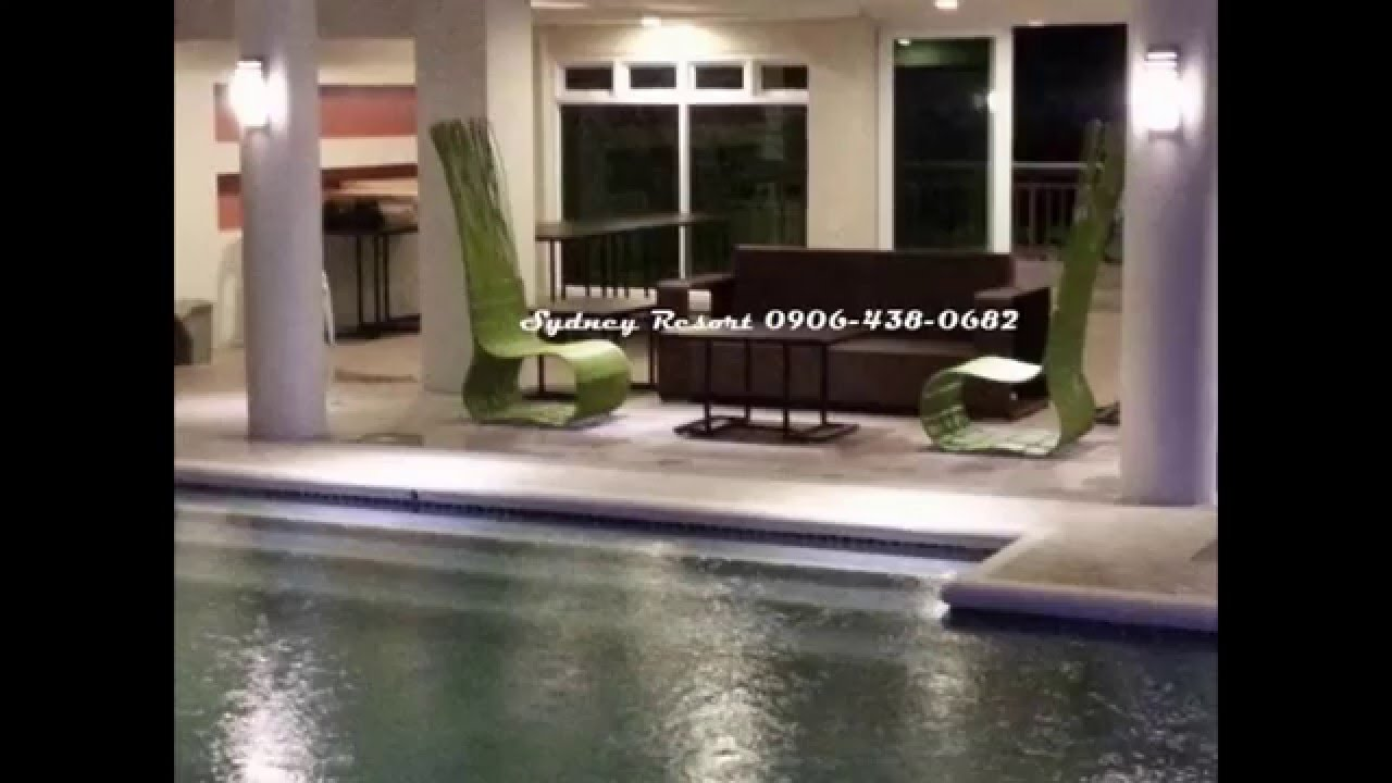 Sydney private pool hotspring resort pansol calamba laguna youtube