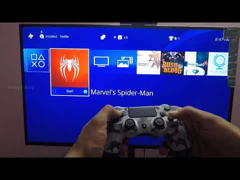 Tips : How to Close PS4 Games Properly and Remove the Disc out?