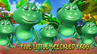 Five Little Speckled Frogs And More Nursery Kids Rhymes Playlist Nursery Rhymes For Kids