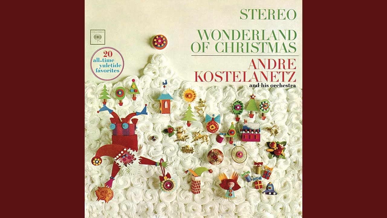 Christmas Chopsticks Andre Kostelanetz His Orchestra Shazam