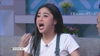 BROWNIS Mengharukan Dewi Persik Terkejut Nangis Kedatangan Angga Wijaya Part 1 MP3