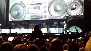 Eminem Glasgow Soldier Live