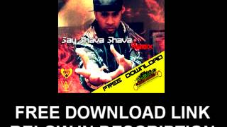 Watatah - Say Shava Shava RMX - FREE DOWNLOAD