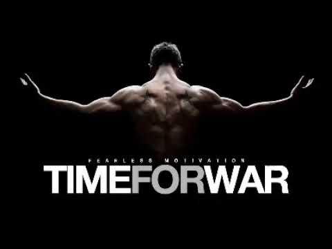 TIME FOR WAR - Motivational Video - GYM Motivation! - TIME FOR WAR - Motivational Video