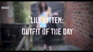 Lily Kitten: Tie Dye & Studs Thumbnail