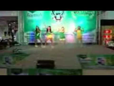 "Little Uranium Dancer Performance ""Appeton Essential Teengrow Online LuckyDraw"""