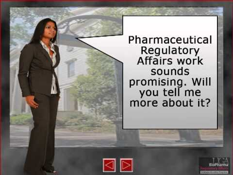 Careers in BioPharma Regulatory Affairs